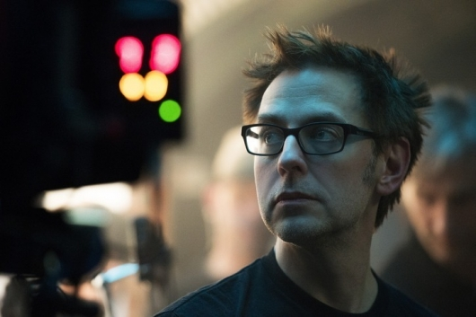 James Gunn director of Guardians of the Galaxy