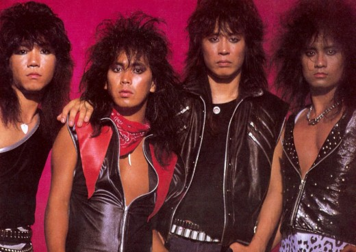 Loudness Band Photo