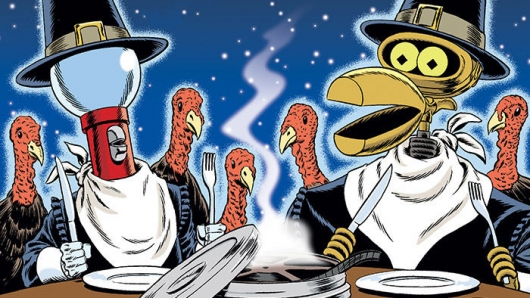 MST3K: Volume XXXI, The Turkey Day Collection