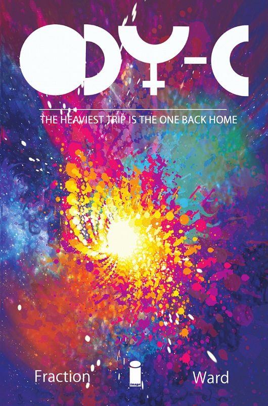 Ody-C cover by Christian Ward