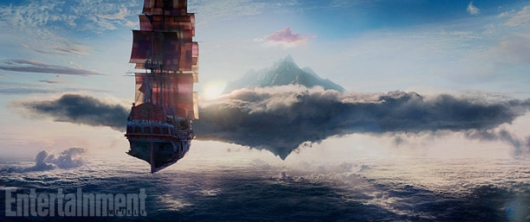 Flying Ship from Joe Wright's Pan