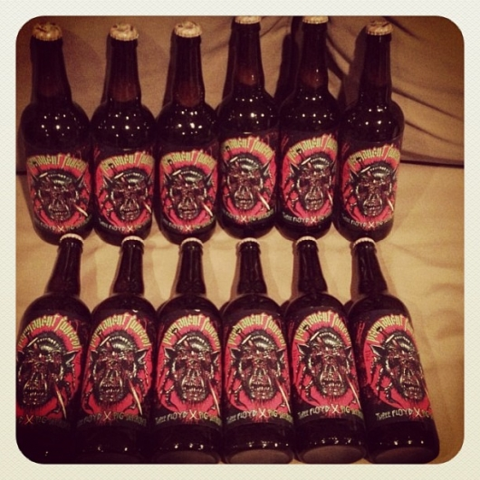 Pig Destroyer Permanent Funeral Beer
