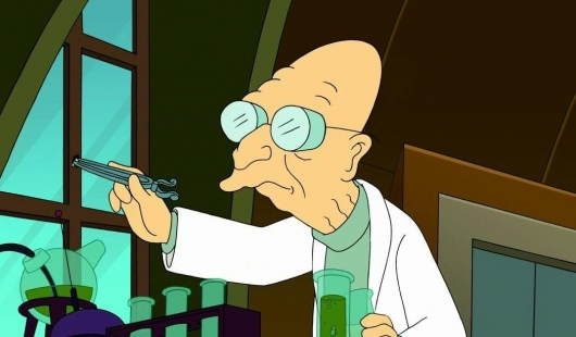 Professor Farnsworth Futurama