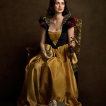 Renaissance Heroes and Villains Cosplay Shoot -- Snow White