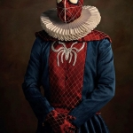 Renaissance Heroes and Villains Cosplay Shoot -- Spider-Man