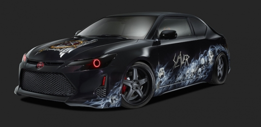 Scion Slayer TC Car