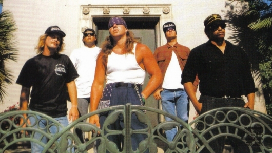 Suicidal Tendencies Band Photo
