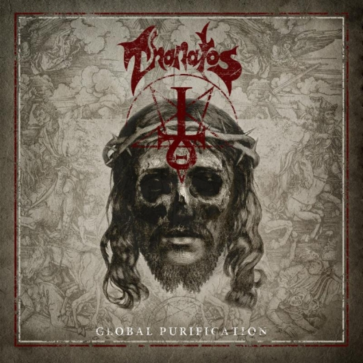 Thanatos Global Purification Album Cover
