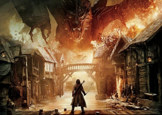The Hobbit: The Battle of the Five Armies Header Image