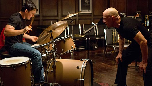 Favorite Films of 2014 - Whiplash