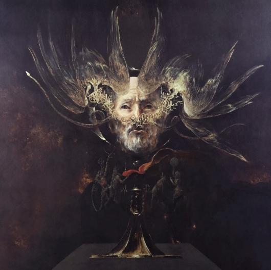 Behemoth The Satanist Album Cover