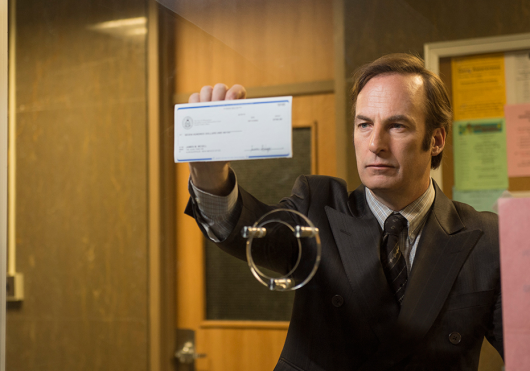Bob Odenkirk (Jimmy McGill) Photo by Ursula Coyote/AMC