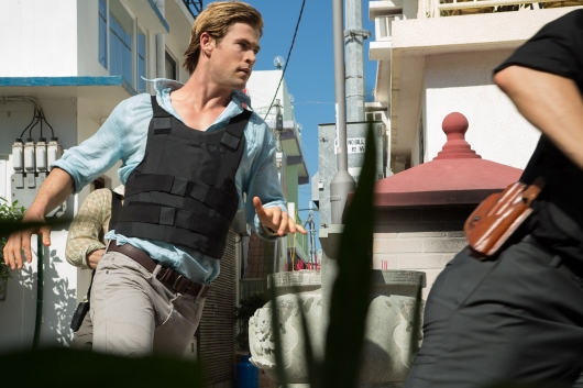 Blackhat Chris Hemsworth Blu-ray Releases