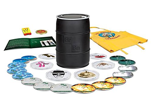 Breaking Bad: The Complete Series Blu-ray box set