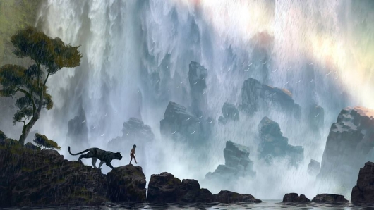 Disney The Jungle Book live-action concept art