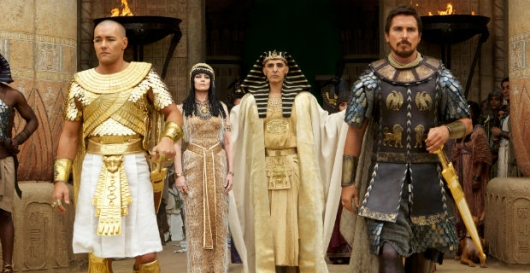 Exodus: Gods and Kings Cast