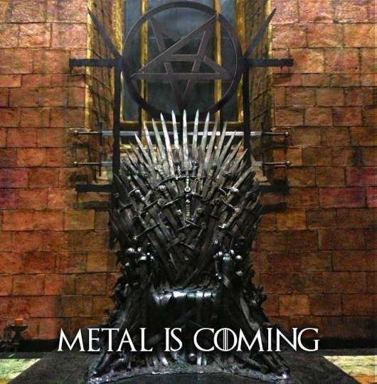 Anthrax Game Of Thrones Metal Is Coming