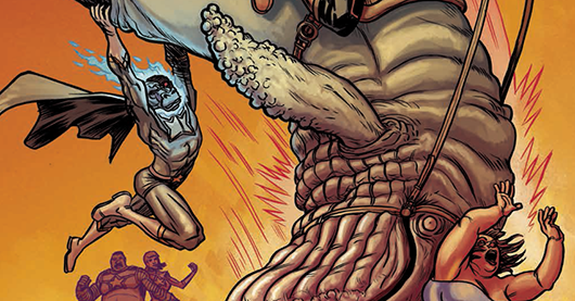 God Hates Astronauts #5 review
