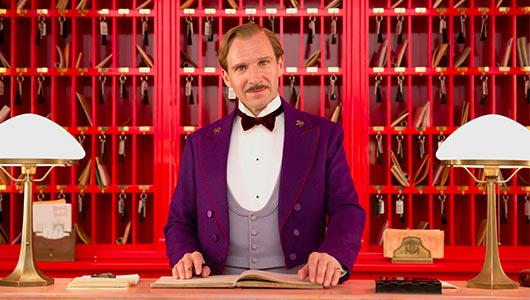 Favorite Films of 2014 - Grand Budapest Hotel