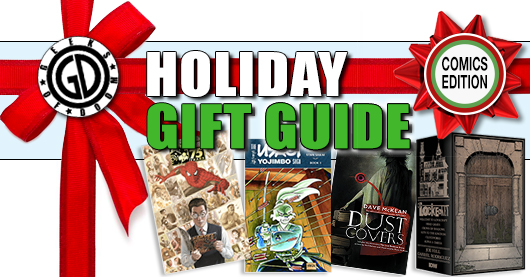 Holiday Comics Gift Guide 2014