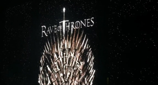 "Kristian Nairn's ""Rave of Thrones"""