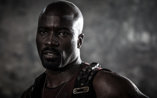 Mike Colter in Halo: Nightfall