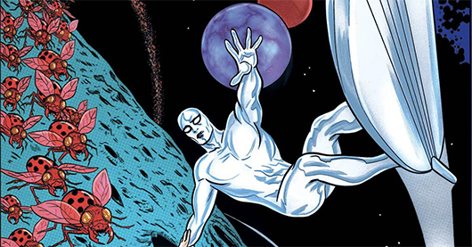 Silver Surfer, Volume 1: New Dawn