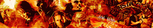 Sons of Anarchy Fire Banner