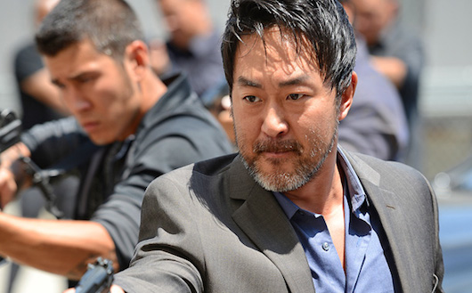 Sons of Anarchy Henry Lin