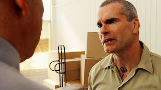 Sons of Anarchy Henry Rollins as Weston