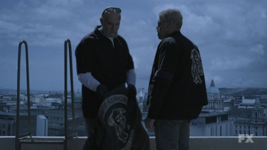 Sons of Anarchy Mcgee Clay