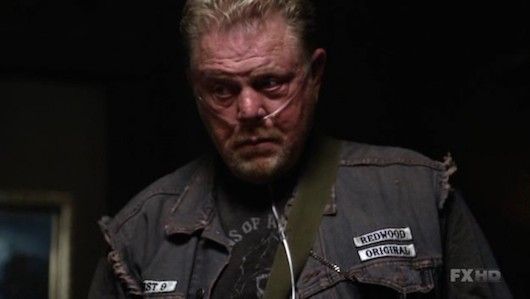 Sons of Anarchy Piney Winston