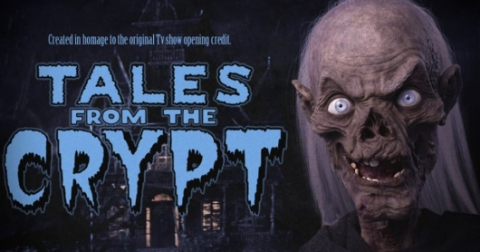 Tales from the Crypt Intro CG Remake