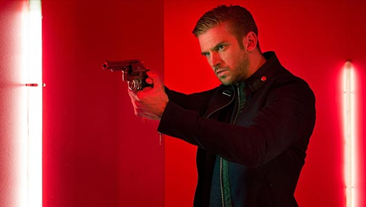 Favorite Films of 2014 - The Guest