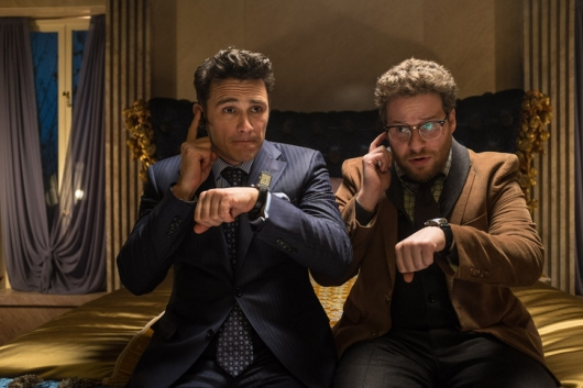 James Franco and Seth Rogen in The Interview - Digital Wire