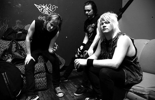 Toxic Holocaust Band Photo