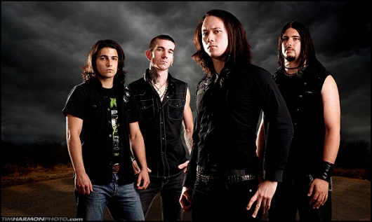 Trivium Band Photo