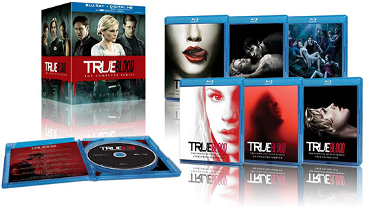 True Blood The Complete Series Blu-ray box set
