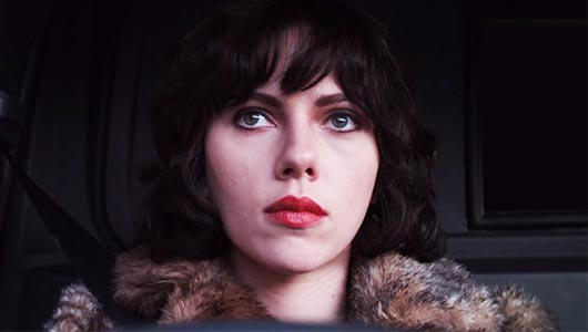 Favorite Films of 2014 - Under the Skin