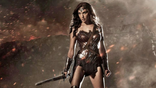 Wonder Woman Header Image