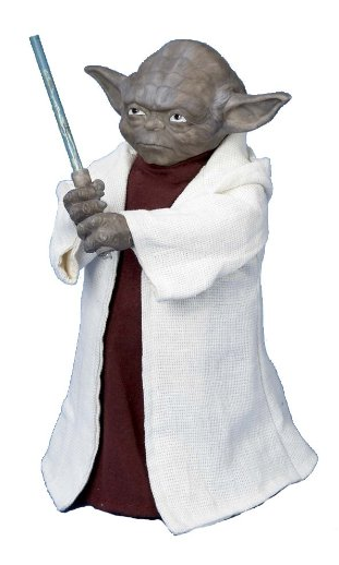Star Wars Yoda Tree Topper product image