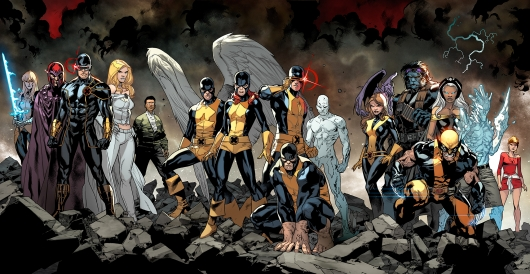 All X-Men Ever Header