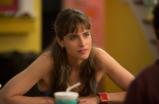 Amanda Peet in HBO's Togetherness