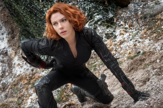 Avengers: Age of Ultron Black Widow Scarlett Johansson