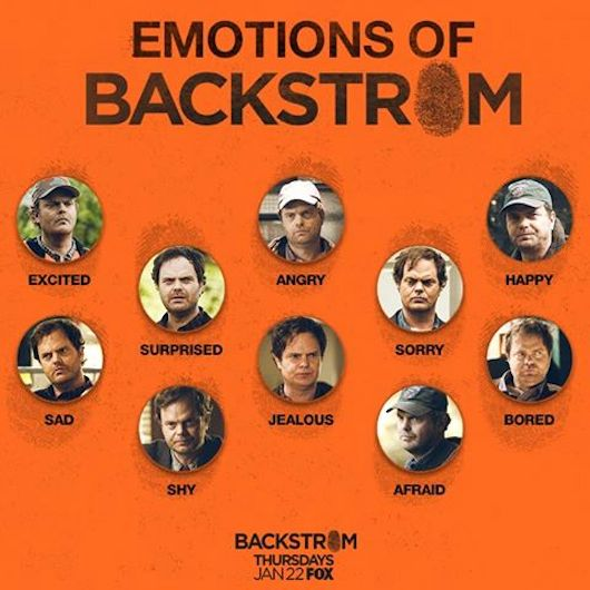 Backstrom Emotions
