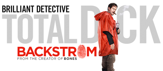 Backstrom Logo