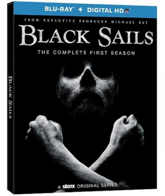 Black Sails Blu-ray