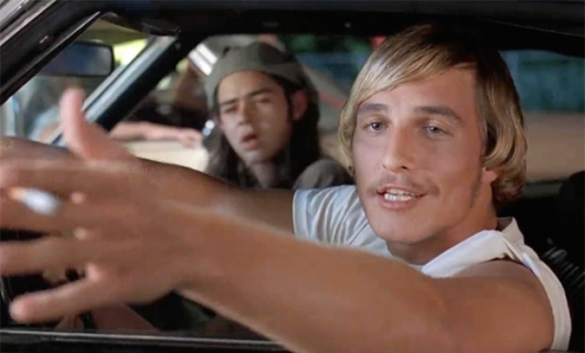 Matthew McConaughey Dazed and Confused