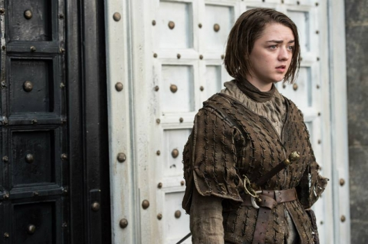 Game Of Thrones Season 5 Maisie Williams as Arya Stark