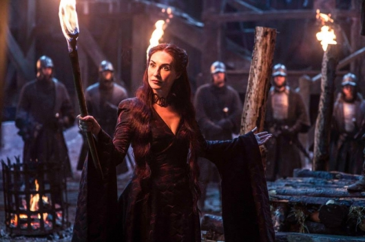 Game Of Thrones Season 5 Carice van Houten as Melisandre